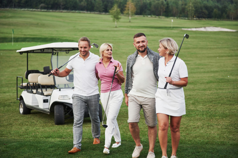 Golf Course Homes Real Estate