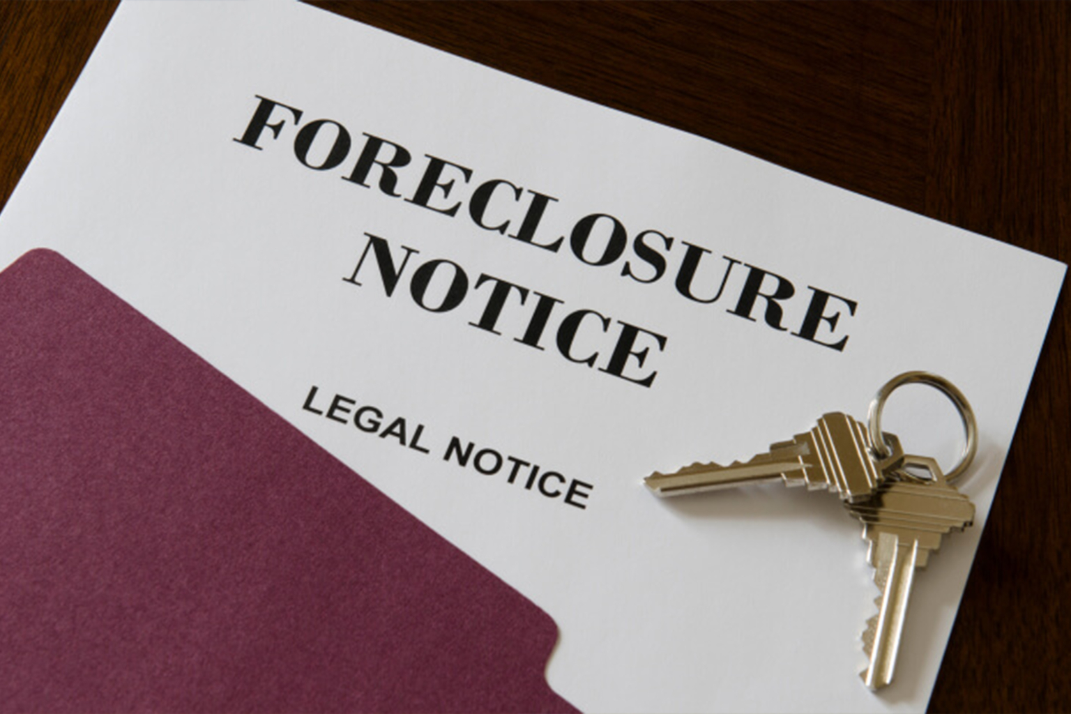 New Homes Foreclosures